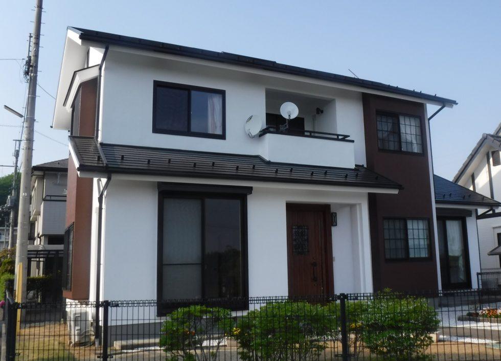 K様邸 屋根外壁塗装