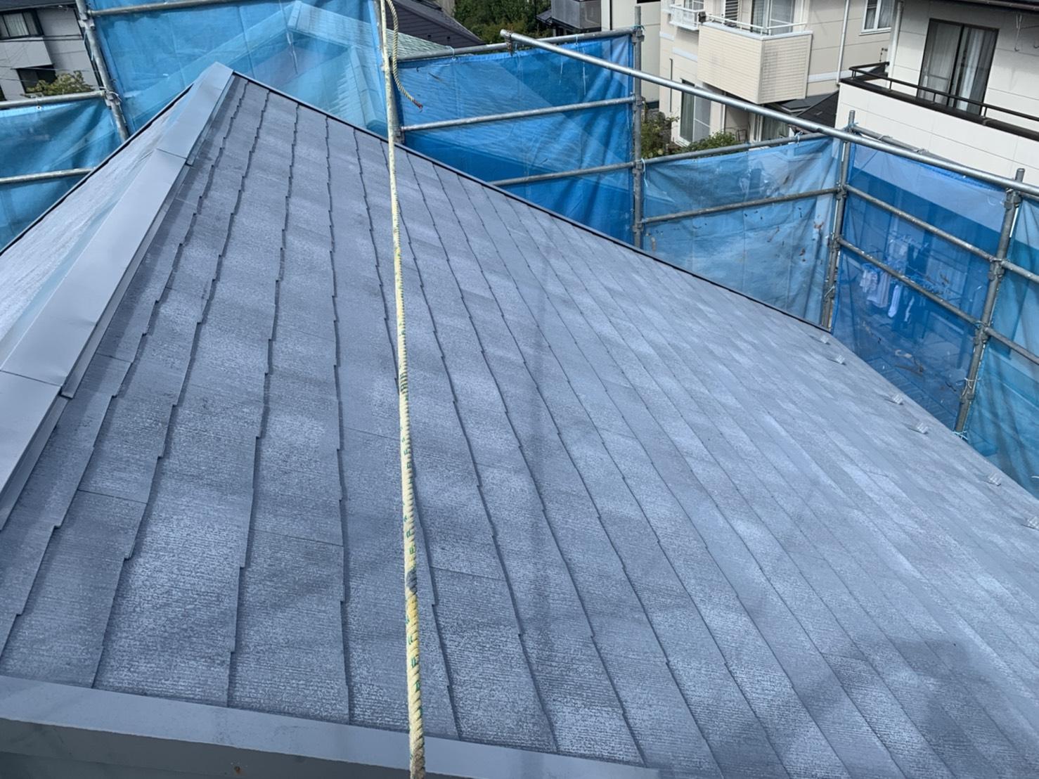 【福島市】I様邸 屋根外壁他塗装工事