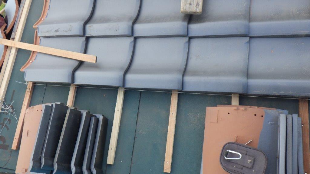 【福島市】S様邸 屋根葺き替え工事