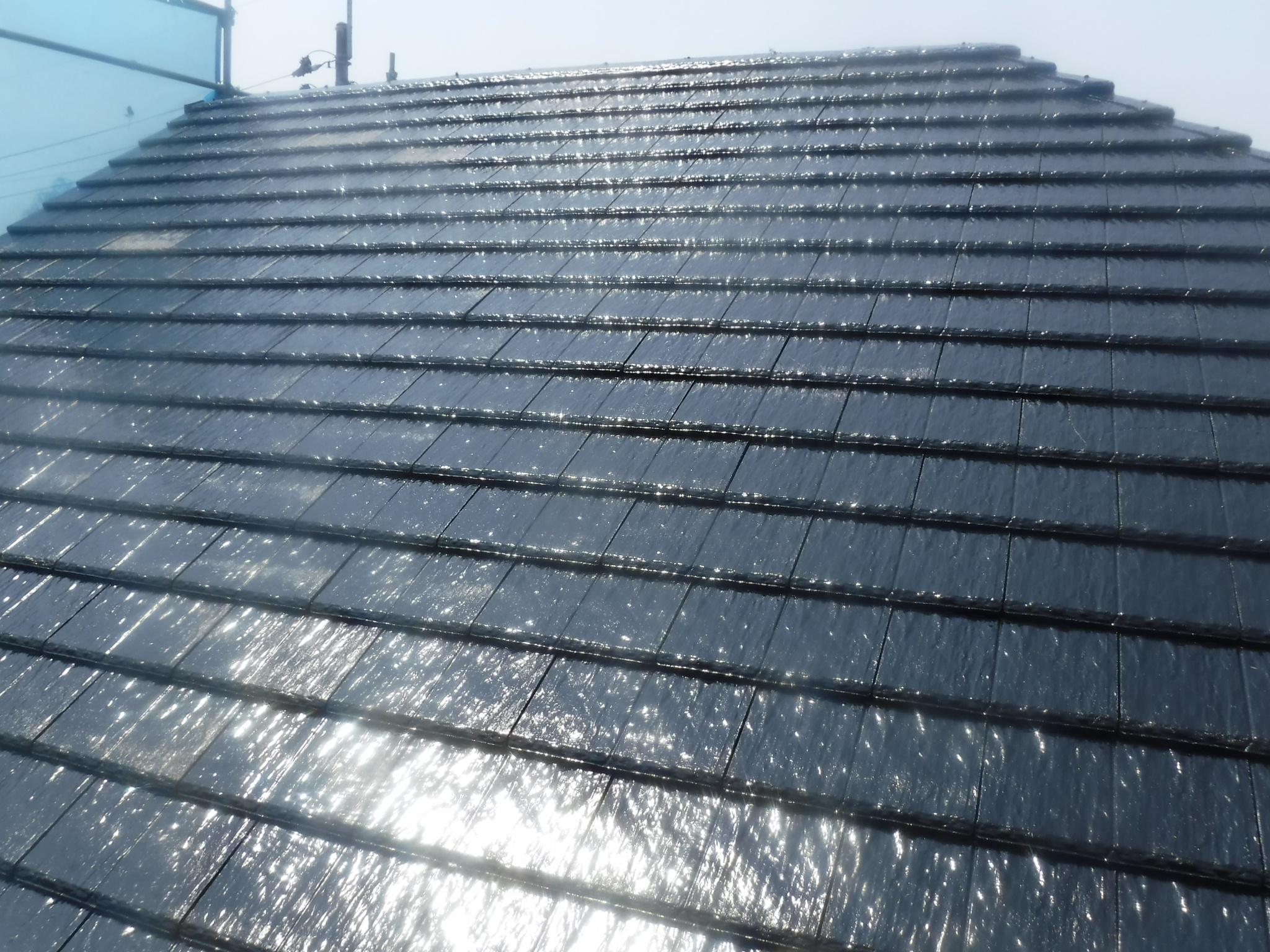 【福島市】A様邸 屋根外壁塗装工事