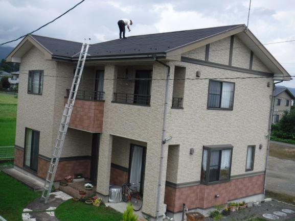 【福島市】Y様邸 屋根外壁他塗装工事