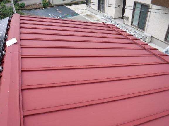 【福島市】A様邸 屋根塗装工事