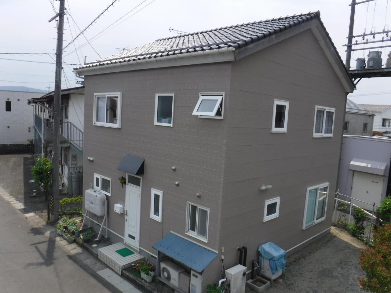 【福島市】H様邸 外壁塗装工事