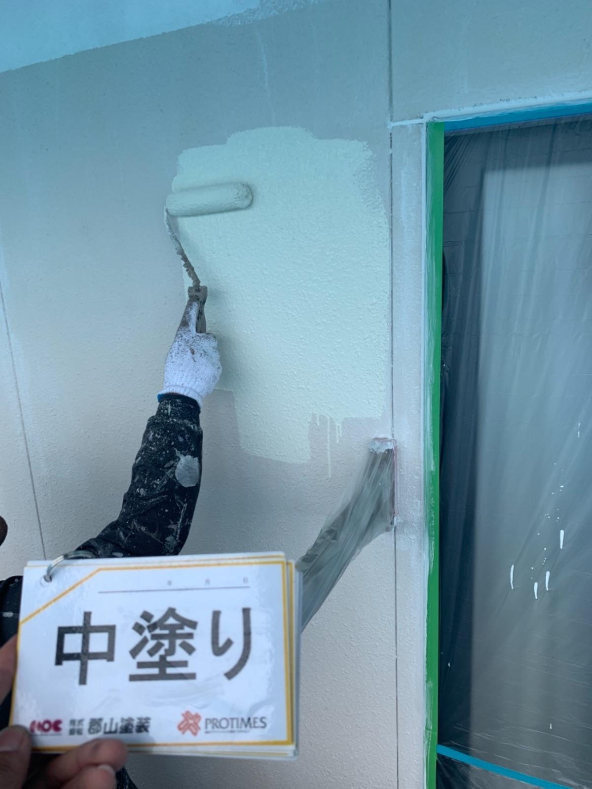【福島市】O様邸 外壁塗装工事