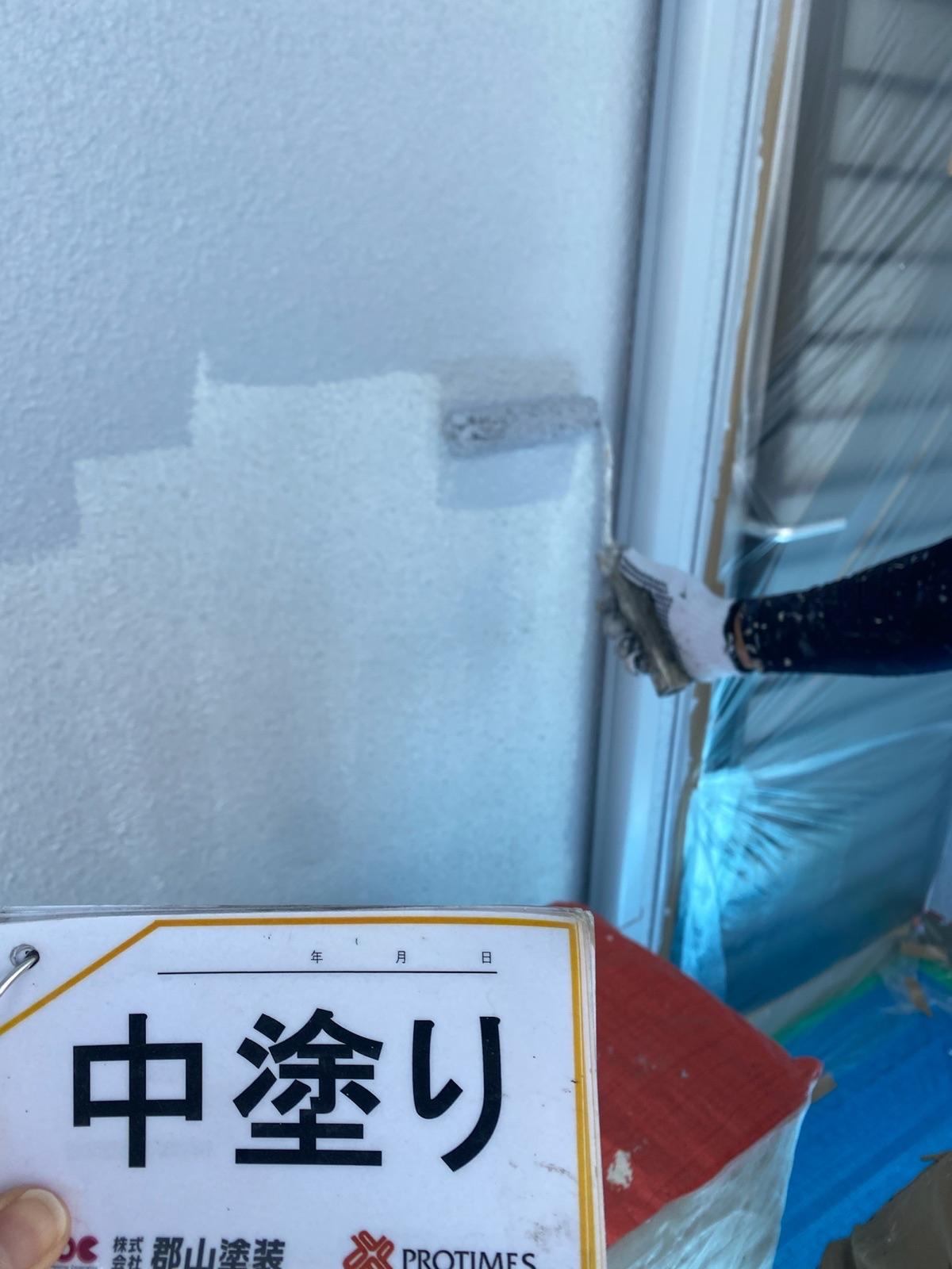 【福島市】Y様邸 外壁他塗装工事