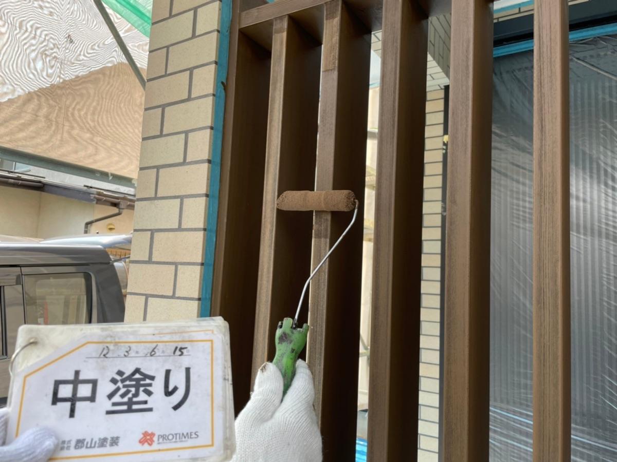 【福島市】S様邸 外壁他塗装工事
