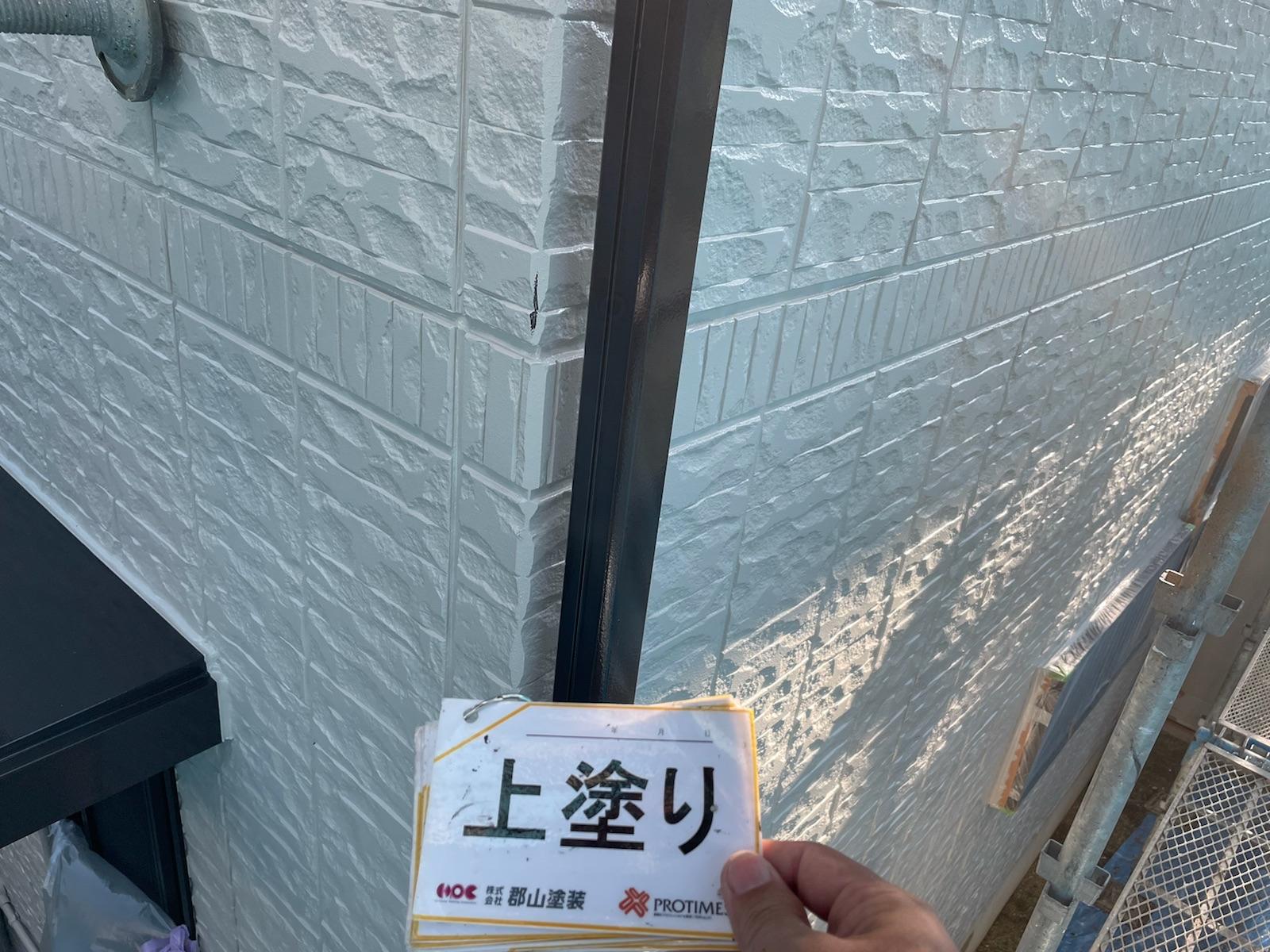 【福島市】M様邸 屋根外壁他塗装工事