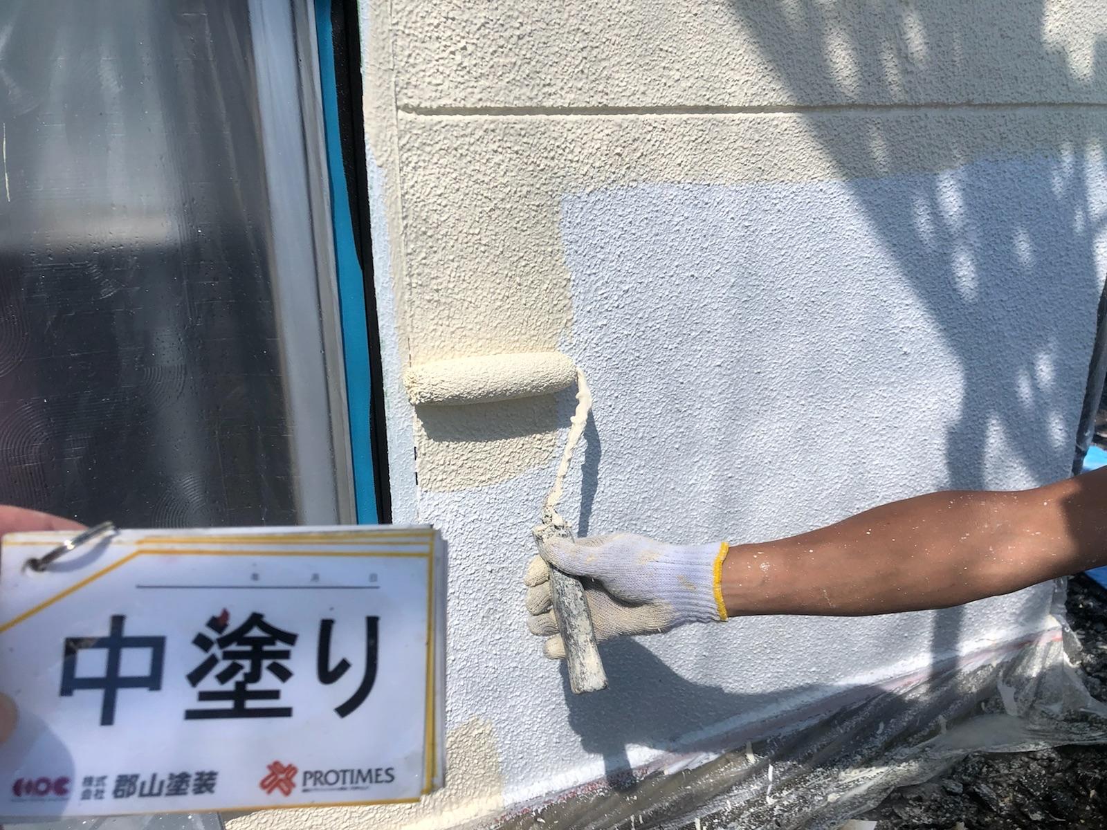 【福島市】N様邸 屋根外壁他塗装工事